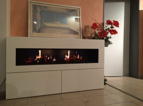 Concept 6 - Dimplex Opti-V Double Sideboard