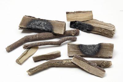 Dekoholz für Kamine