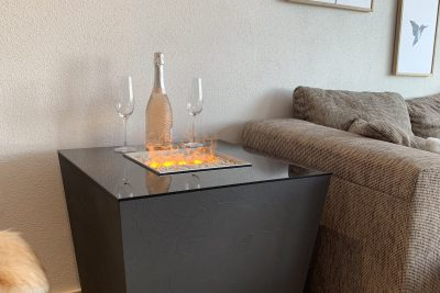 Feuertisch Opti-myst Elektrofeuereinsatz
