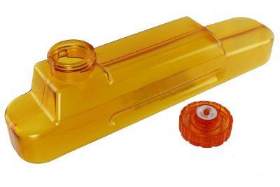 Wassertank-Orange für Elektrokamine
