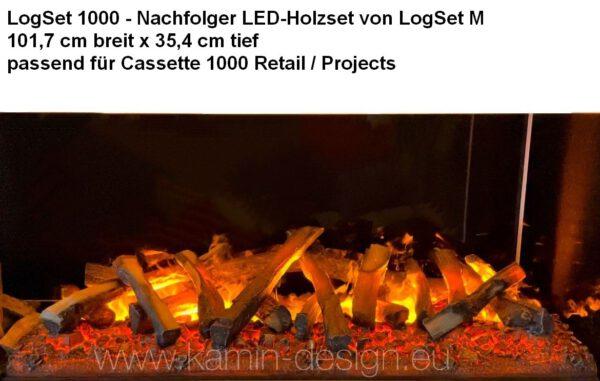 LogSet 1000 für Dimplex Cassette 1000
